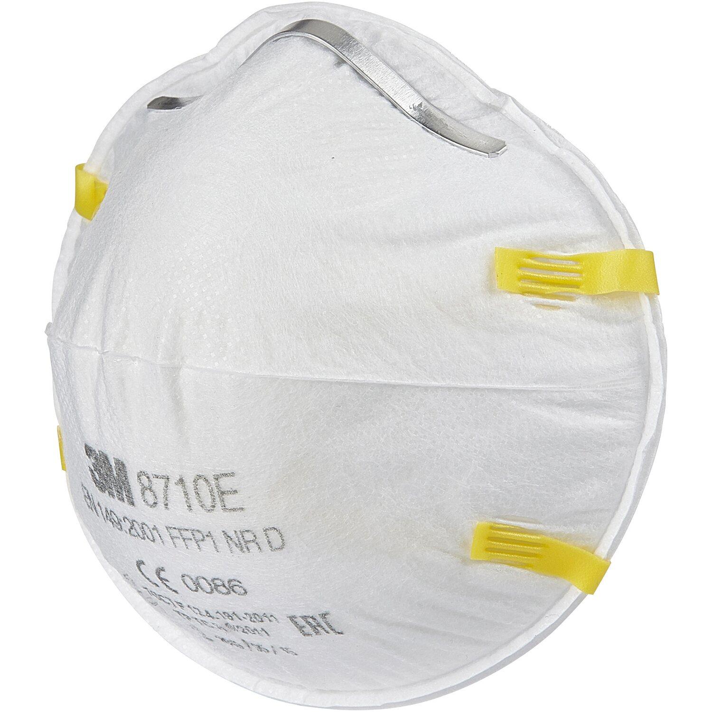 Baugewerbe 12 Stück Ffp2 Nr Feinstaubmasken Mit Ventil Staubmaske Atemschutzmaske