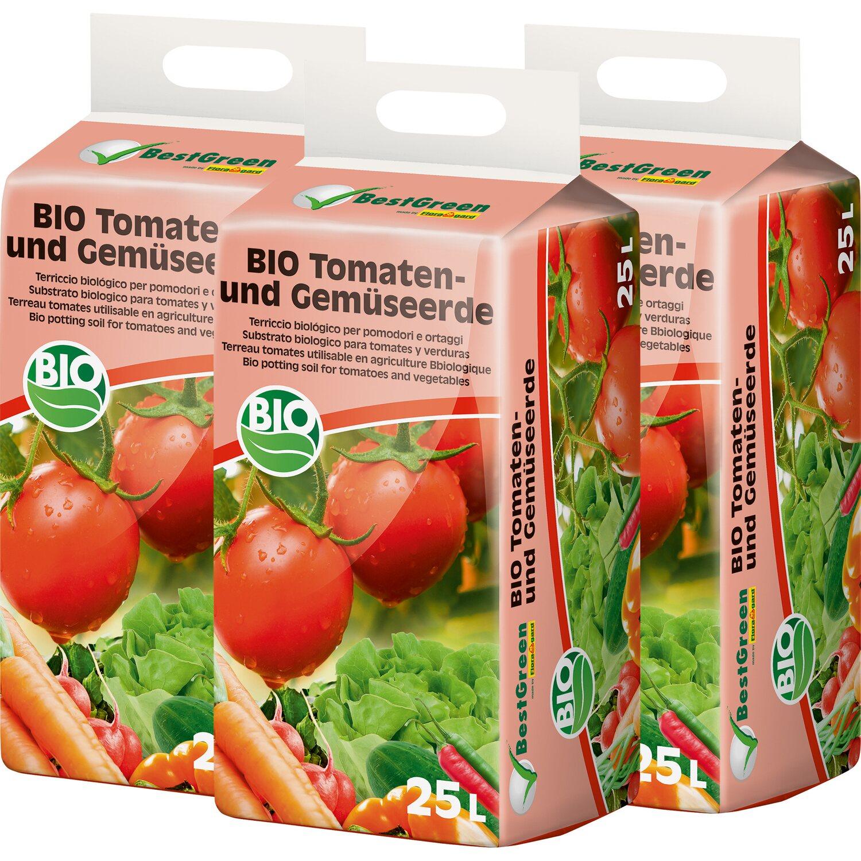 bestgreen bio tomaten und gem seerde 3 x 25 l kaufen bei obi. Black Bedroom Furniture Sets. Home Design Ideas