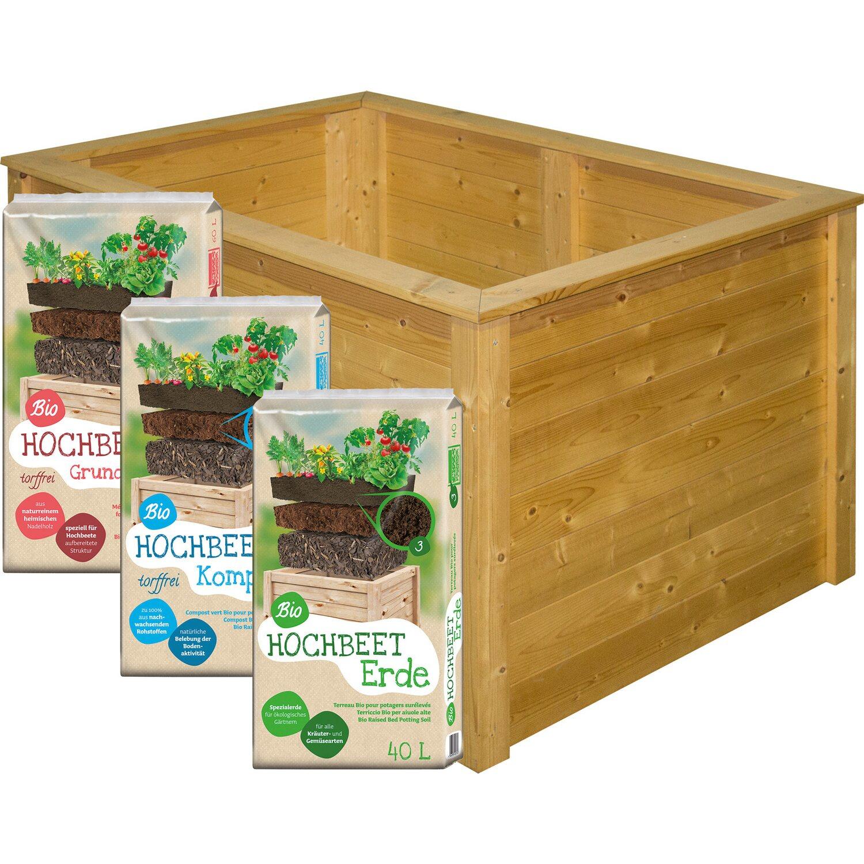 komposter aus holz machen sie den preisvergleich bei nextag. Black Bedroom Furniture Sets. Home Design Ideas