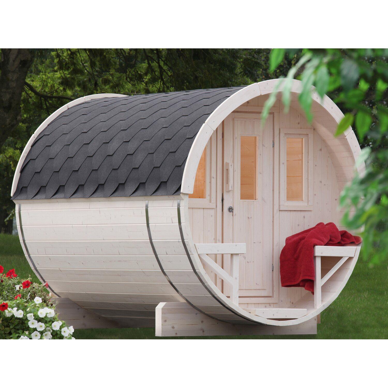 weka saunafass lahti holzt r set kaufen bei obi. Black Bedroom Furniture Sets. Home Design Ideas