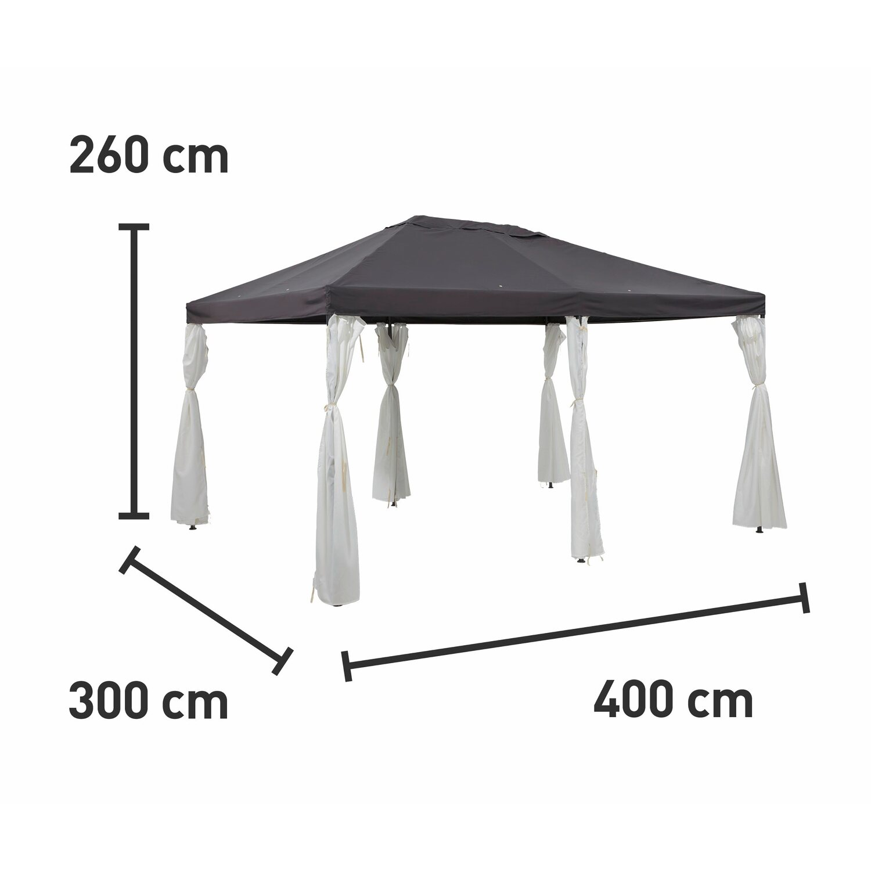 pavillon faltbar elegant vidaxl partyzelt faltbar popup x. Black Bedroom Furniture Sets. Home Design Ideas