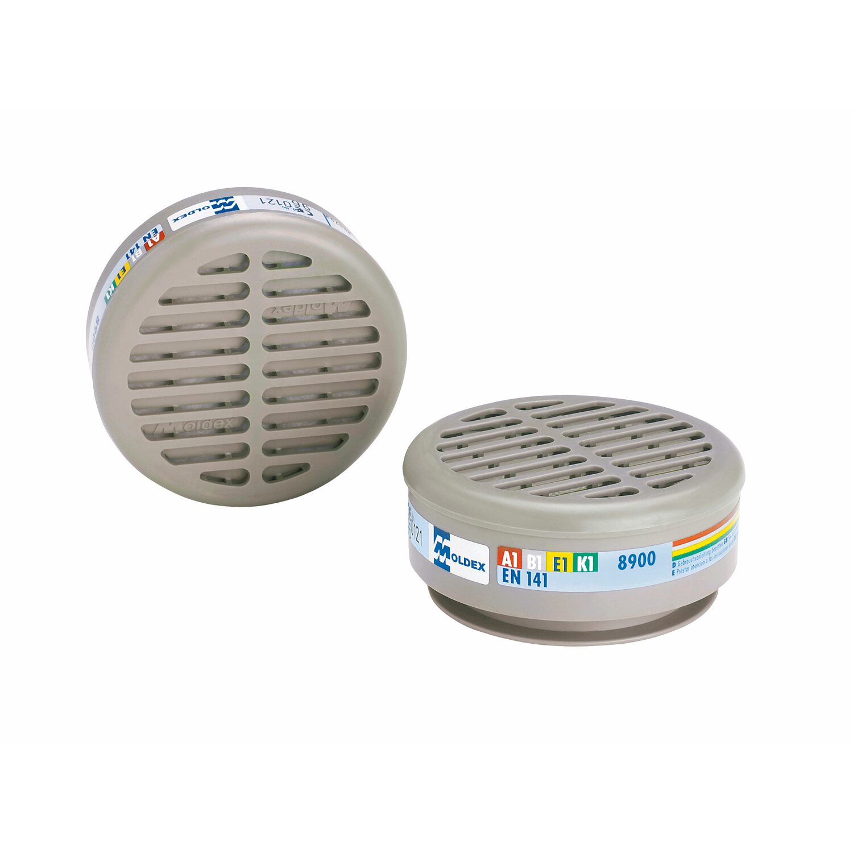 LUX Filterkartusche A1B1E1K1 2 Stück | Küche und Esszimmer > Küchengeräte > Wasserfilter | LUX-TOOLS