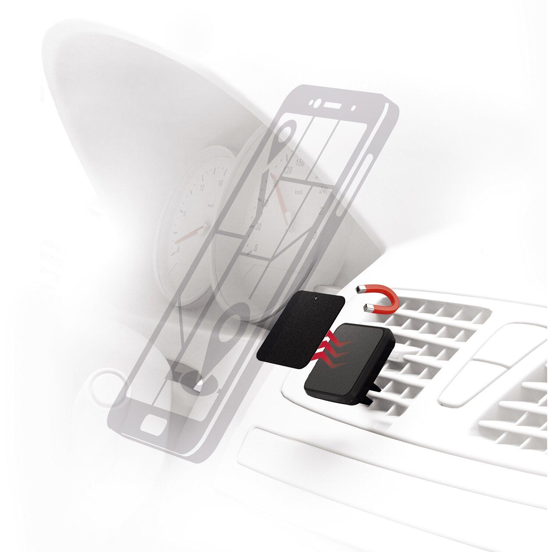 hama universal smartphone halter magnet kaufen bei obi. Black Bedroom Furniture Sets. Home Design Ideas