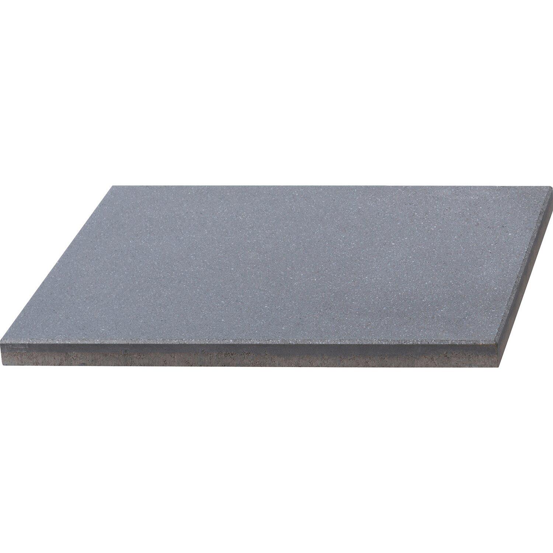 Terrassenplatte Casavera Anthrazit Cm X Cm X Cm - Gehwegplatten anthrazit 60 x 40
