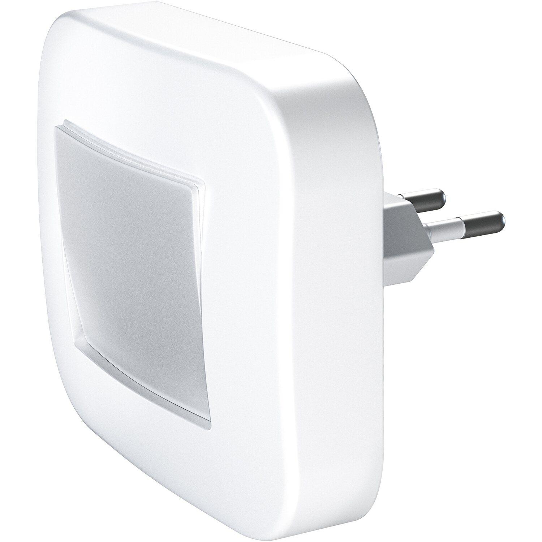 Osram LED-Steckdosenlicht Lunetta Hall Weiß kaufen bei OBI