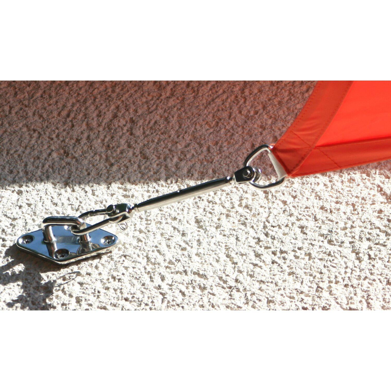 Stahlmast Set F R Sonnensegel Komplett Mit Zubeh R Kaufen