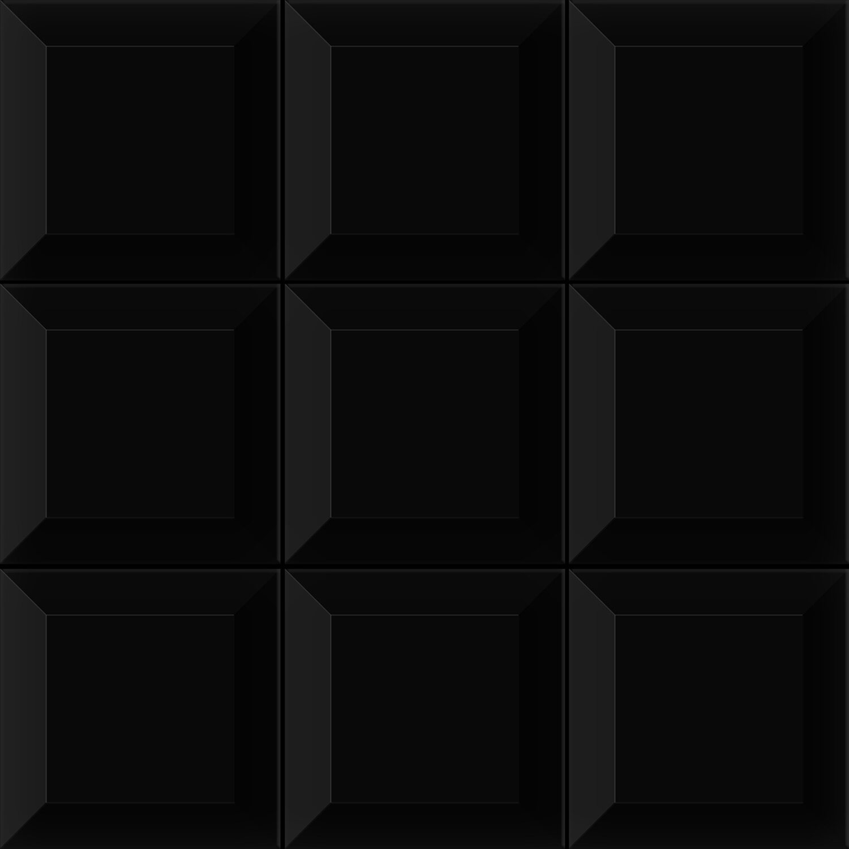 Metro Fliesen Obi: Miniworx Metro Mosaik Schwarz Glänzend 29,7 Cm X 29,7 Cm
