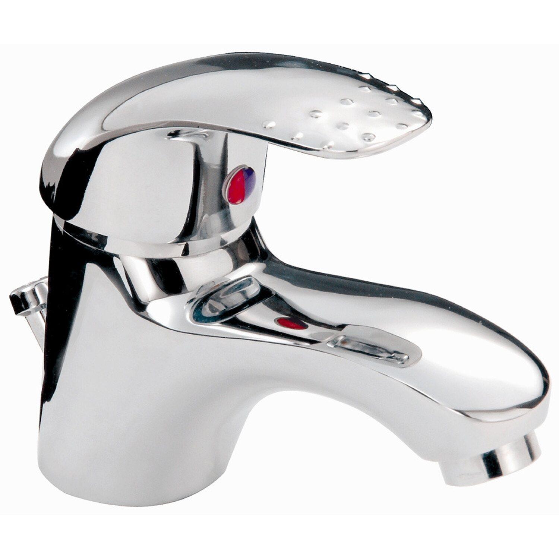 Sanitop-Wingenroth Einhebelmischer-Waschbeckenarmatur Sunshine Chrom | Bad > Armaturen > Waschtischarmaturen | Silberfarben | Sanitop-Wingenroth