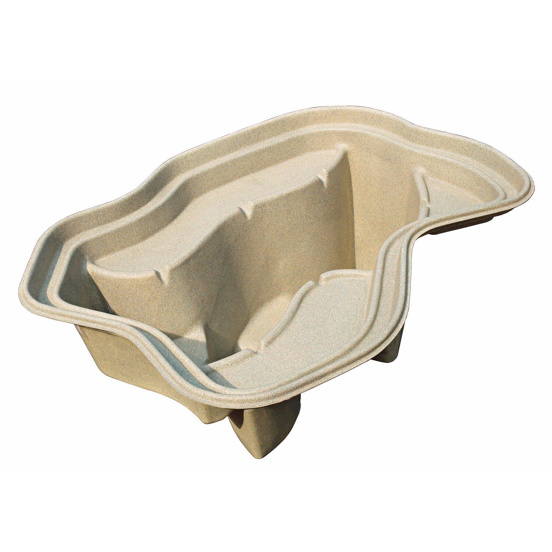 oase teichbecken chiemsee sand kaufen bei obi. Black Bedroom Furniture Sets. Home Design Ideas