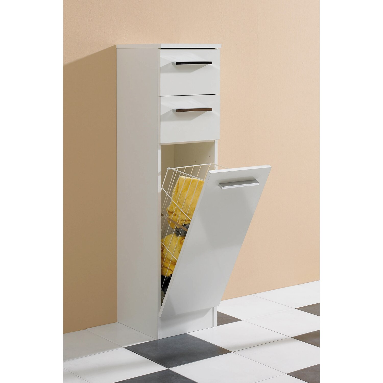 Pelipal Highboard Mit Waschekippe 30 Cm Trier Weiss Glanz Kaufen