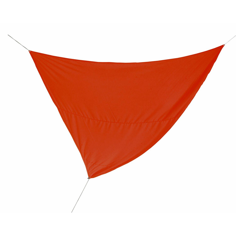 OBI Dreieck-Sonnensegel Kupfer 360 cm x 360 cm x 500 cm Preisvergleich