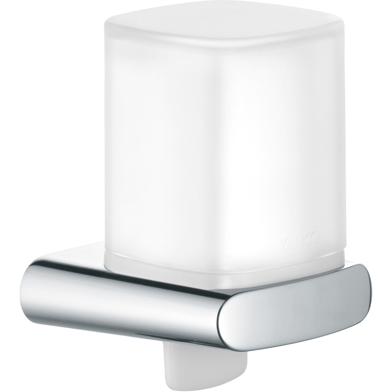 keuco lotionsspender elegance komplett echtkristallglas mit halter kaufen bei obi. Black Bedroom Furniture Sets. Home Design Ideas