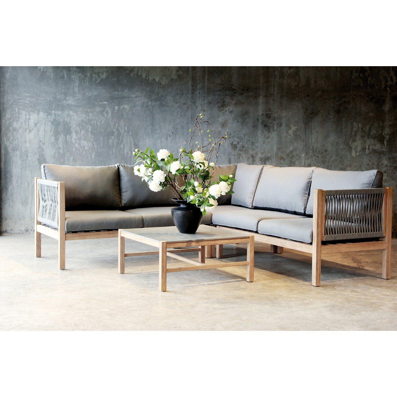 platzsparend ideen sofa mit holzgestell, lounge gartenmöbel online kaufen bei obi, Innenarchitektur