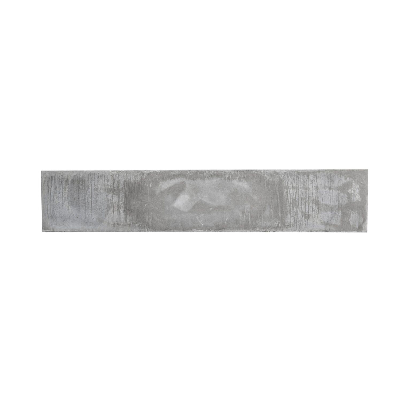 BetonzaunPlatte Glatt Cm X Cm X Cm Kaufen Bei OBI - Betonplatten 3cm