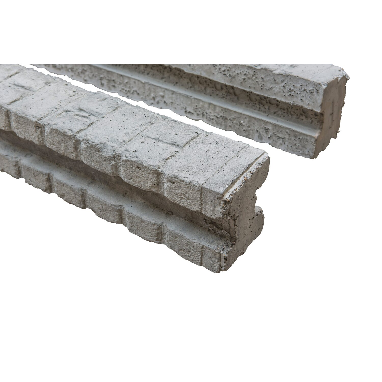 Betonzaun Hornbach betonzaun kaufen bei obi