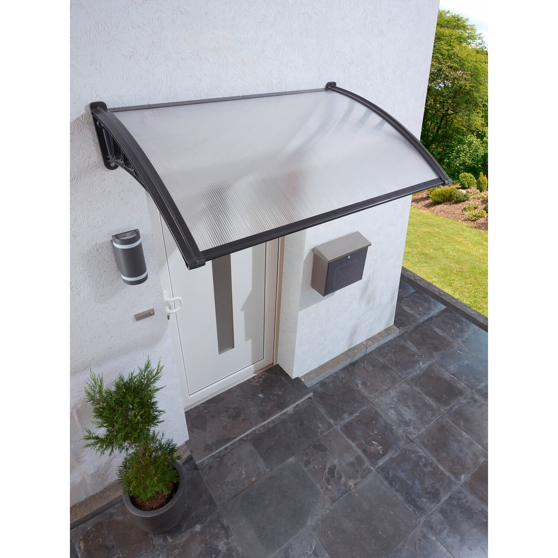 Vordach 120 cm x 80 cm kaufen bei obi for Vordach obi