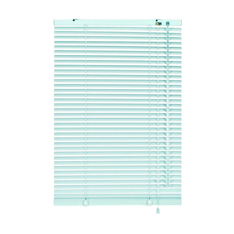 Gardinia  Aluminium Jalousie 180 cm x 175 cm Weiß