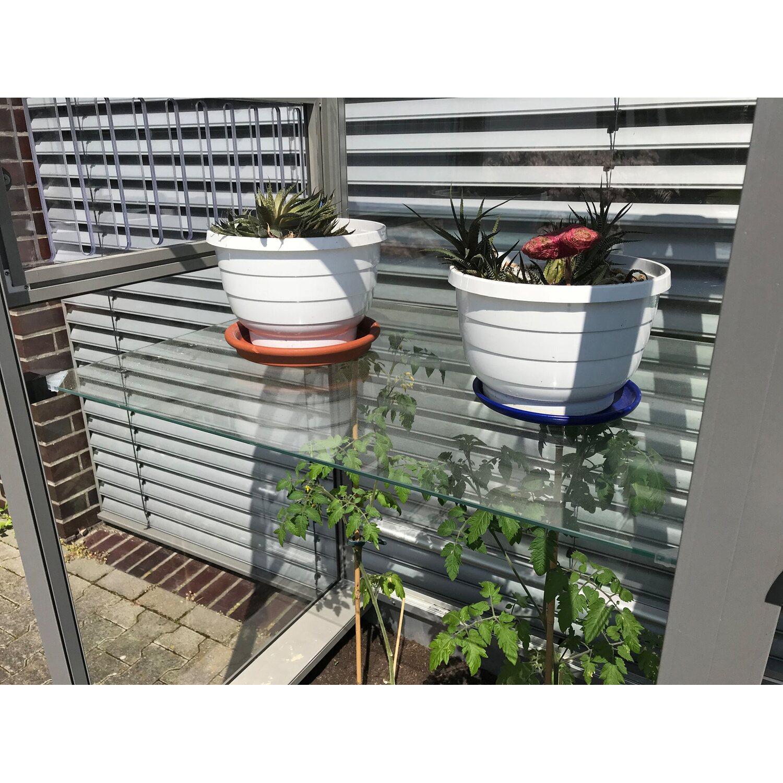 kgt regalboden f r balkon terrassen gew chshaus florence. Black Bedroom Furniture Sets. Home Design Ideas