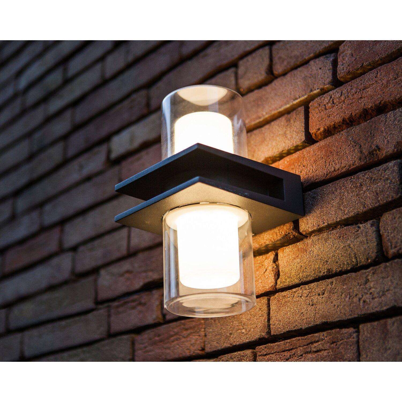 Lutec LED-Außenwandleuchte Tango EEK: A++ | Lampen > Aussenlampen > Wandleuchten | Lutec