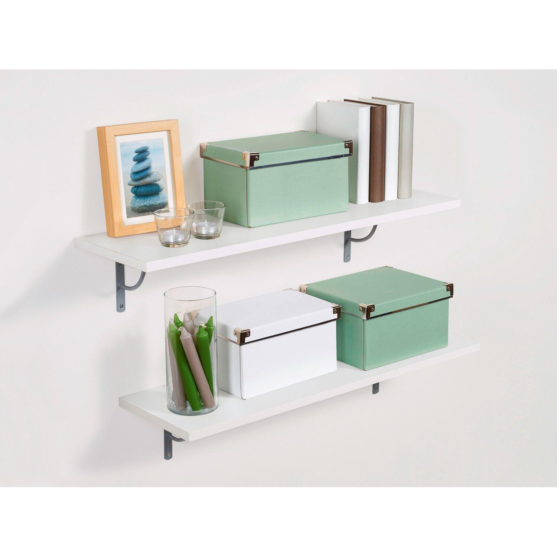 obi regalboden eckig wei 1 8 cm x 60 cm x 20 cm kaufen bei obi. Black Bedroom Furniture Sets. Home Design Ideas
