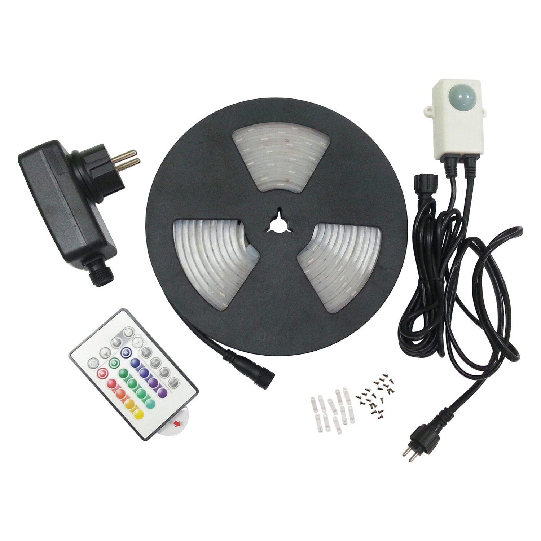 obi led-strip flexband mit farbwechsler 5 m für außen kaufen bei obi, Badezimmer ideen