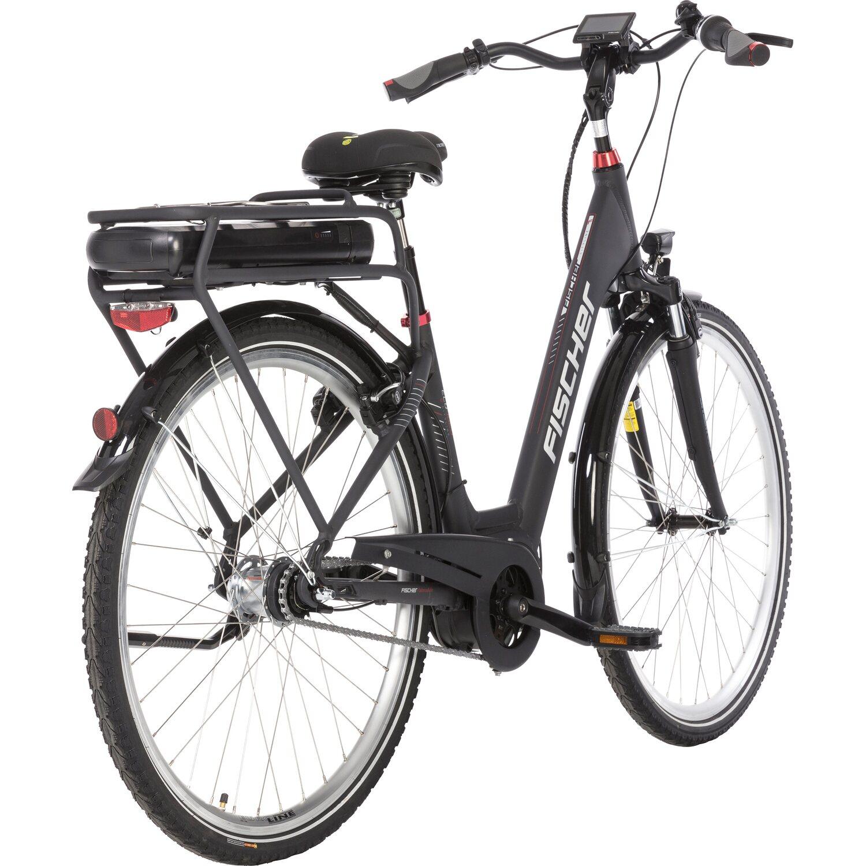 fischer e bike city ecu 1820 s1 26 dunkelanthrazit matt kaufen bei obi. Black Bedroom Furniture Sets. Home Design Ideas