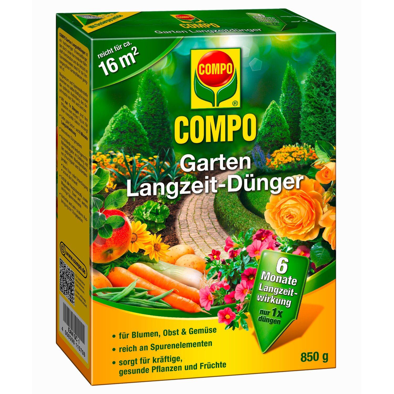 Compo Garten Langzeit-Dünger 850 g