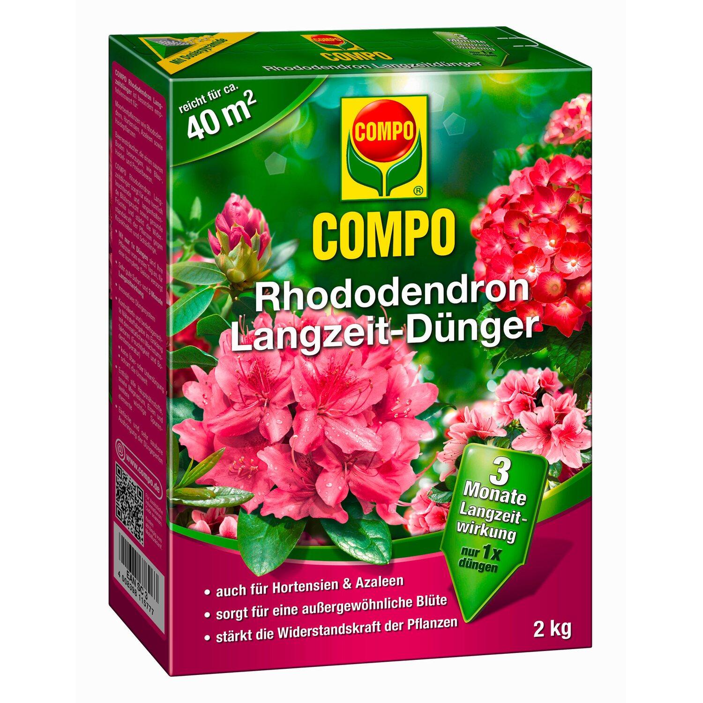Compo Rhododendron Langzeit-Dünger 2 kg | Garten > Pflanzen > Dünger | Compo