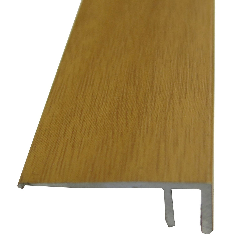 Treppenwinkelprofil Clip-System 32 mm x 12 mm Buche 1000 mm   Baumarkt > Leitern und Treppen > Treppen