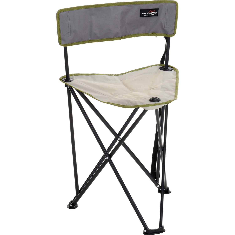 dreibein campingstuhl mit r ckenlehne kaufen bei obi. Black Bedroom Furniture Sets. Home Design Ideas