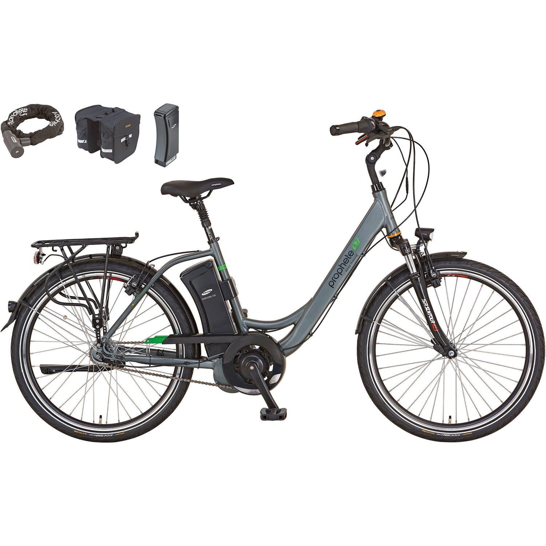 1c0f421ac4 Prophete E-Bike Alu-City 28