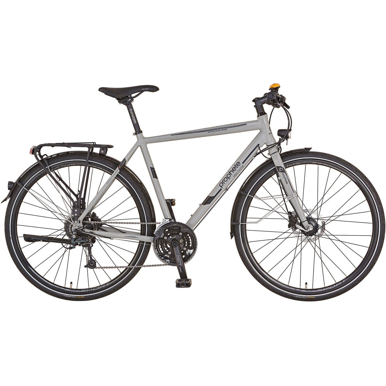 prophete alu trekking fahrrad 28 entdecker sport herren. Black Bedroom Furniture Sets. Home Design Ideas