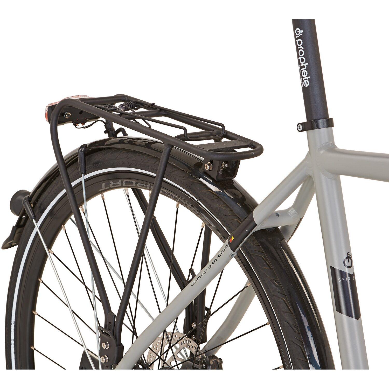 Prophete Alu Trekking-Fahrrad 28\