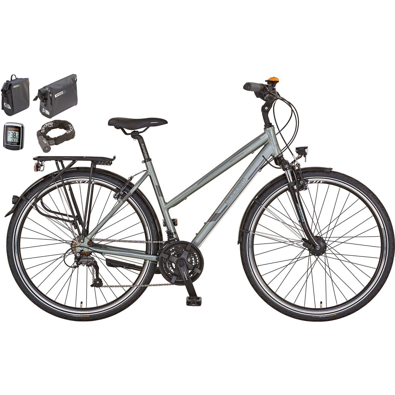 Prophete Alu Trekking-Fahrrad 28 Entdecker 8.2
