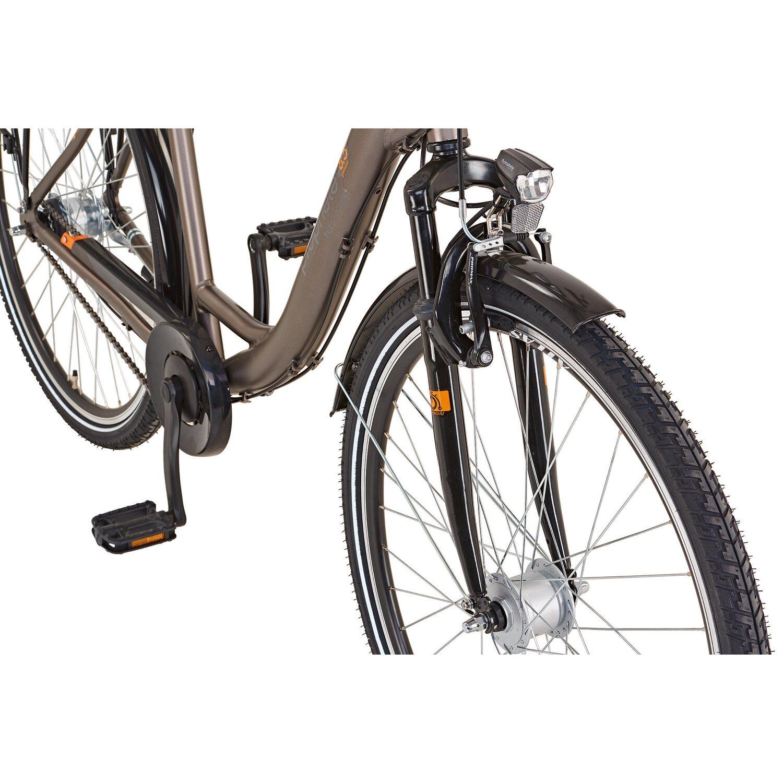 prophete alu city fahrrad 28 genie er 8 5 damen kaufen bei obi. Black Bedroom Furniture Sets. Home Design Ideas
