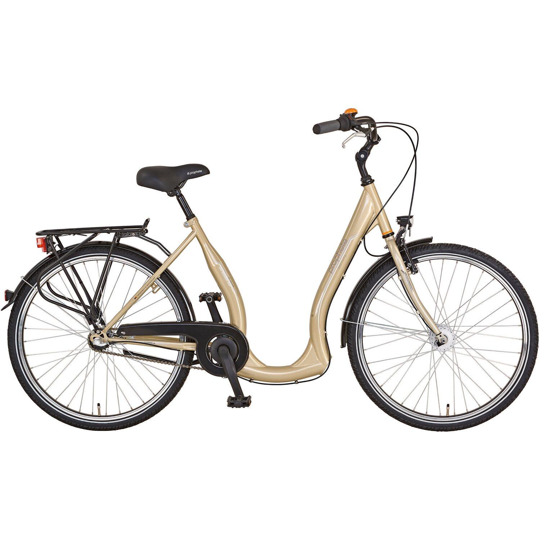 prophete fahrrad tiefeinsteiger 26 genie er 640 kaufen bei obi. Black Bedroom Furniture Sets. Home Design Ideas