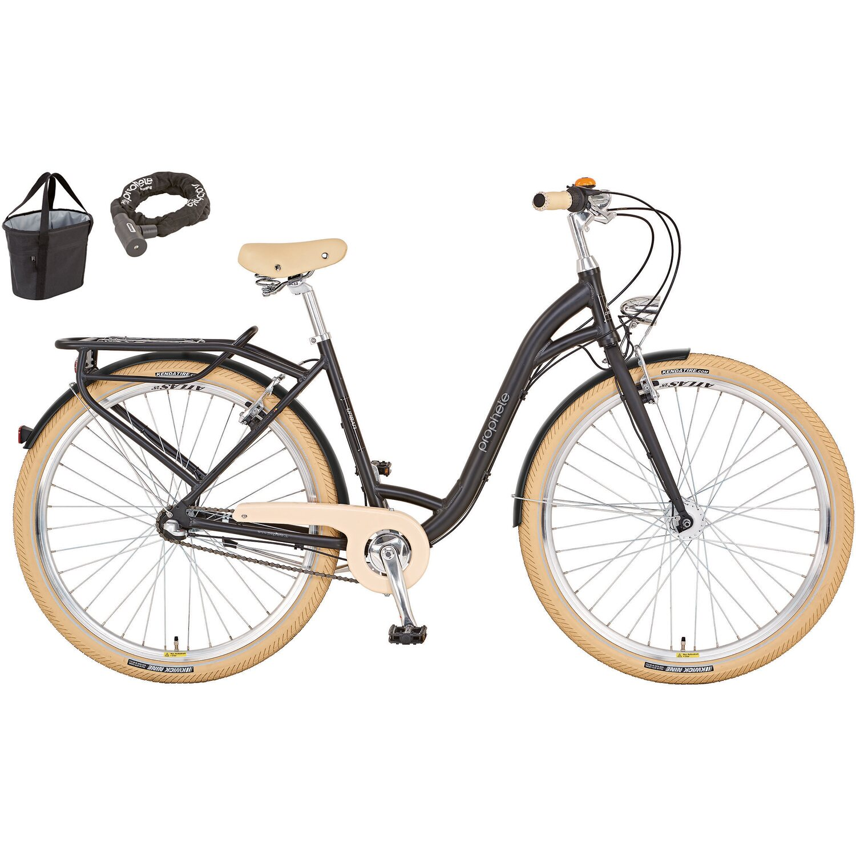 prophete alu city fahrrad 28 genie er urban damen kaufen. Black Bedroom Furniture Sets. Home Design Ideas