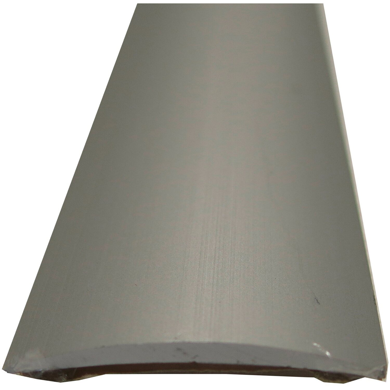 bergangsprofil selbstklebend 40 mm x 5 mm silber 1000 mm kaufen bei obi. Black Bedroom Furniture Sets. Home Design Ideas