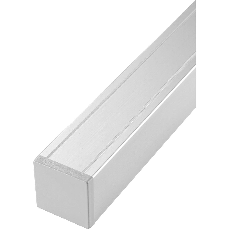 Aluminium Pfosten Mit Kunststoffkappe Kaufen Bei Obi