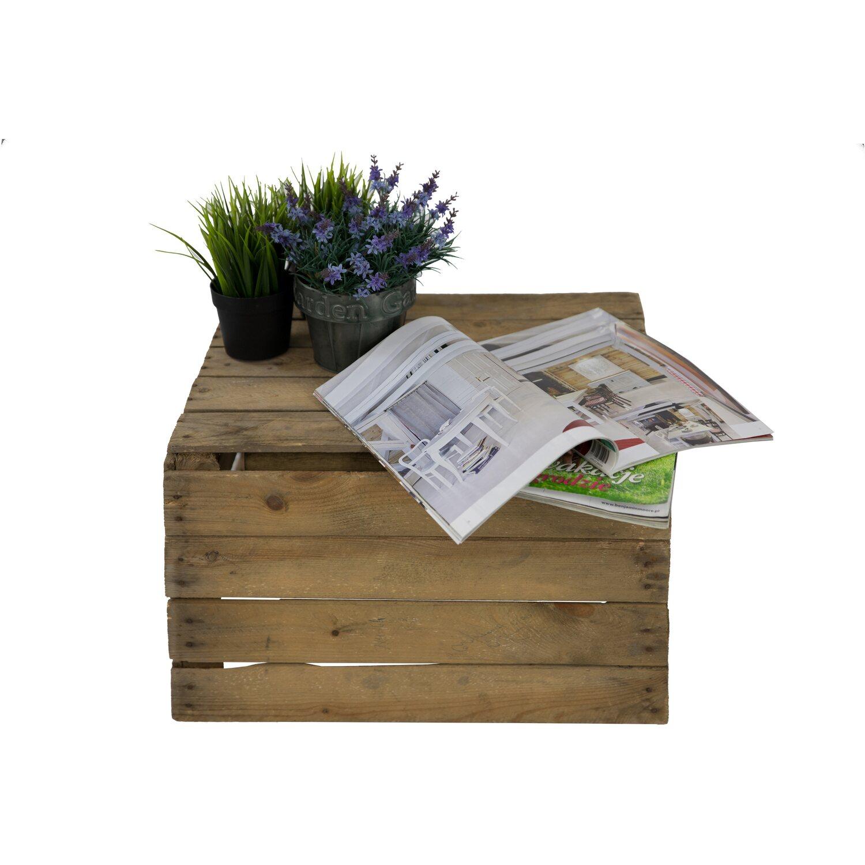 rollkiste holz affordable schatztruhe truhe holzkiste holztruhe holz kiste schatzkiste dvd box. Black Bedroom Furniture Sets. Home Design Ideas