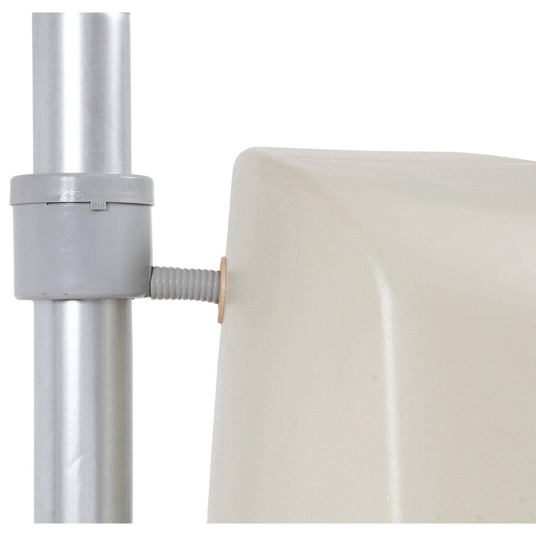 garantia regenwasser-wandtank elegance 400 l sandbeige kaufen bei obi