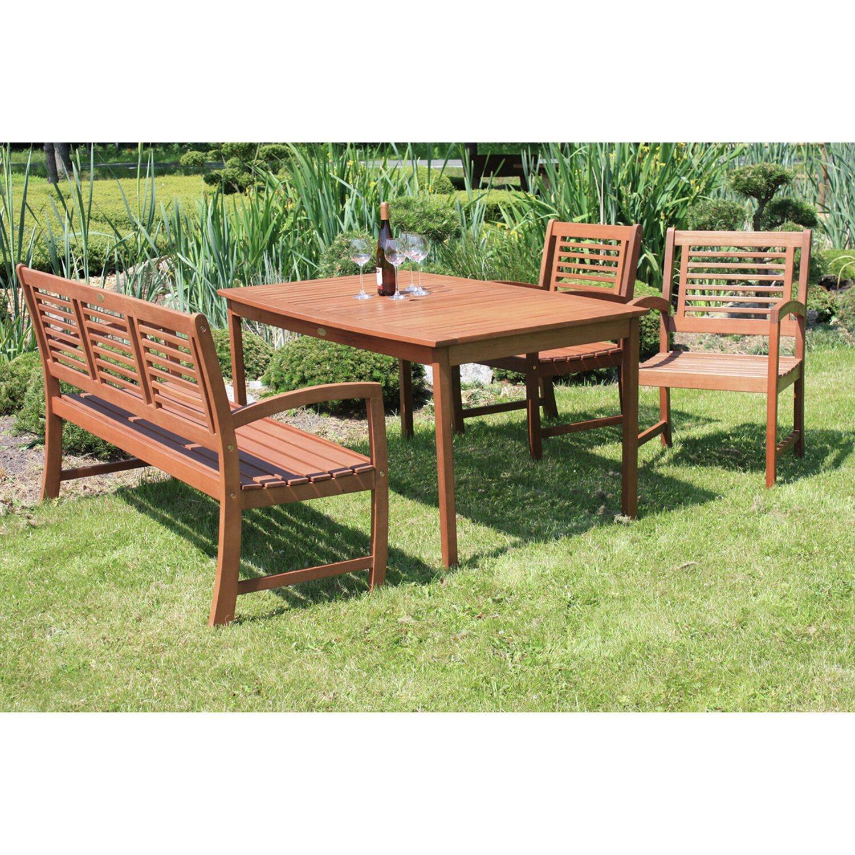 Garden Pleasure Tischgruppe Madison