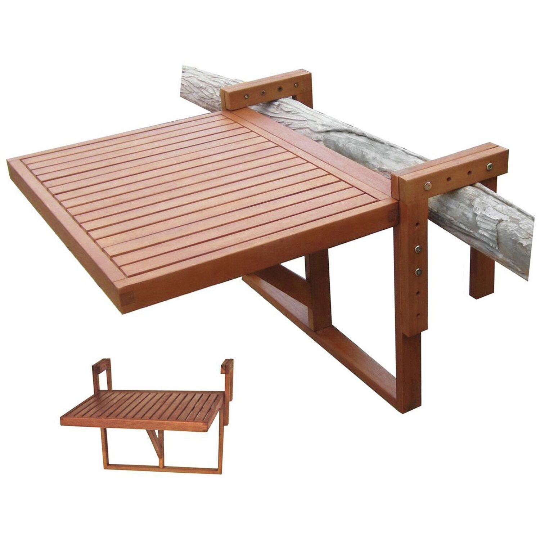 Balkonhängetisch obi  Garden Pleasure Balkon-Hängetisch Berkeley 60 cm x 49 cm kaufen bei OBI
