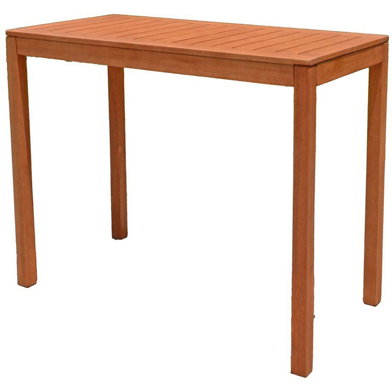 bartisch stehtisch holz machen sie den preisvergleich bei nextag. Black Bedroom Furniture Sets. Home Design Ideas