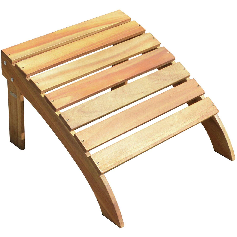 Garden Pleasure Stuhl Adirondack Chair Harper mit Auflage kaufen bei OBI