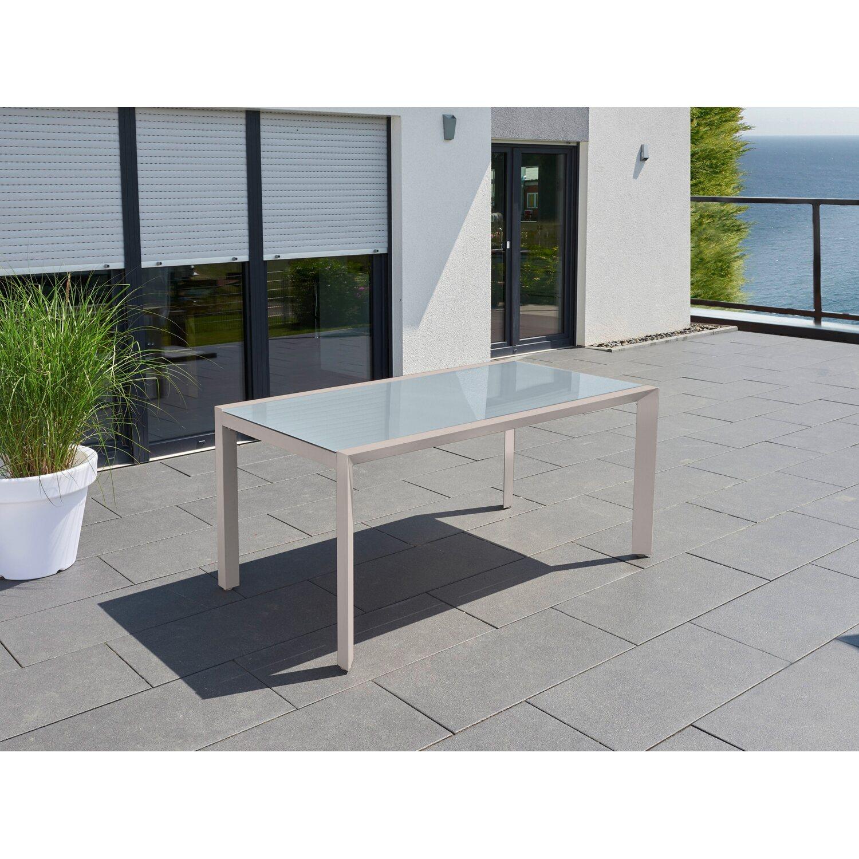 Greemotion Gartenmöbel-Set Stockholm Anthrazit kaufen bei OBI
