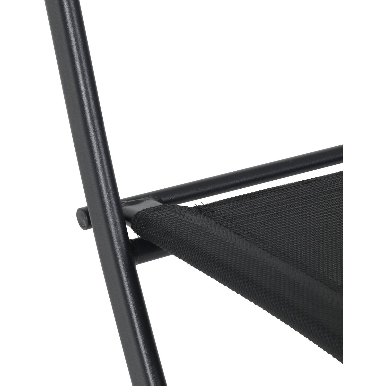 Balkonhängetisch obi  Greemotion Balkon-Set Kos Anthrazit kaufen bei OBI