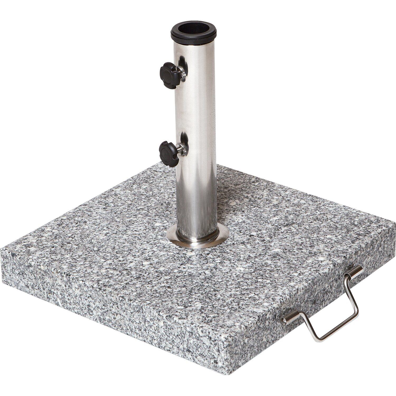 Schirmständer Granit 10 kg | Garten > Sonnenschirme und Markisen > Sonnenschirmständer | Granit | Merxx