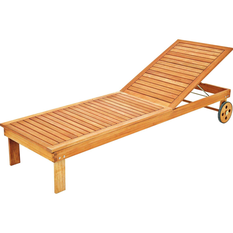 gartenliege eukalyptus kaufen bei obi. Black Bedroom Furniture Sets. Home Design Ideas