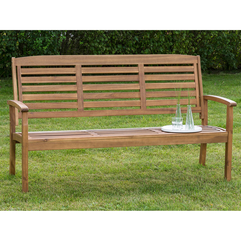 gartenbank paraiba 3 sitzer braun kaufen bei obi. Black Bedroom Furniture Sets. Home Design Ideas